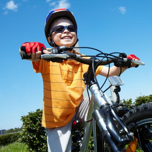 לימוד אופניים לילדים בשיעור פרטי