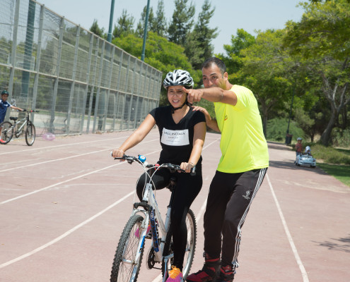 לימוד אופניים למבוגרים