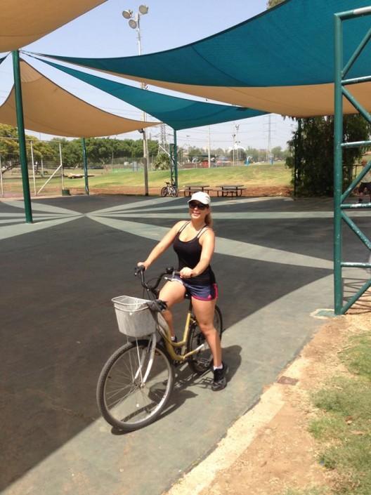 לימוד רכיבה על אופניים למתחילים עם שפי שמחון